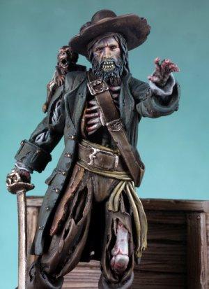 Pirata Zombie  (Vista 4)