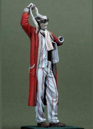 El Hombre Invisible  (Vista 3)