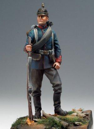 Infante Prusiano 1870  (Vista 1)