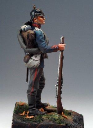 Infante Prusiano 1870  (Vista 2)