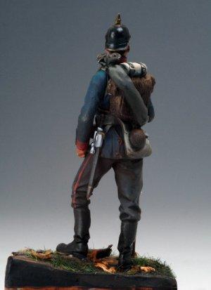 Infante Prusiano 1870  (Vista 3)