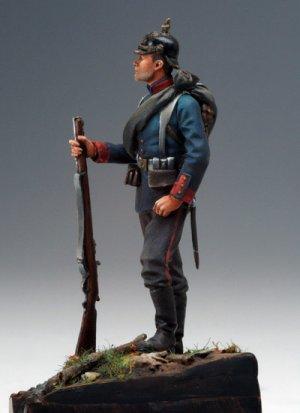 Infante Prusiano 1870  (Vista 4)