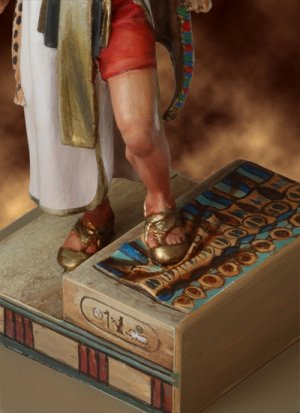 Ramses II, 1301 A.C  (Vista 4)
