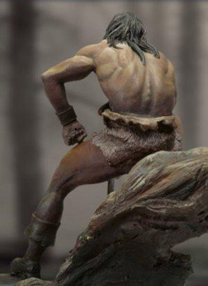 El Rey Cimerio  (Vista 4)