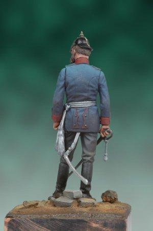 Oficial Prusiano, 1878  (Vista 4)
