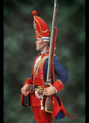 Grenadier, 1ST Red Life Batallion  (Vista 3)