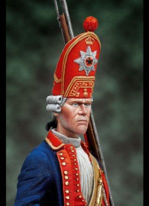 Grenadier, 1ST Red Life Batallion  (Vista 4)