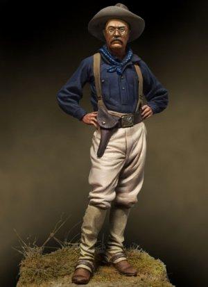 Teddy Roosvelt, 1898  (Vista 1)