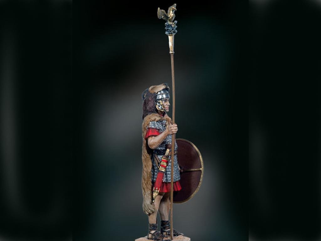 Rooms: Ecomodelismo.com: Aquilifer, 31 BC.: Roma 54 Mm: Figures