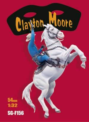 Clayton Moore, That Masked Man  (Vista 2)