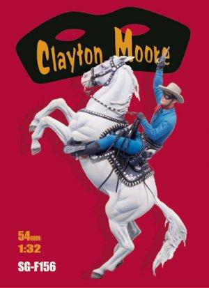 Clayton Moore, That Masked Man  (Vista 4)