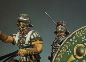 Carro de Guerra romano 125 DC  (Vista 1)