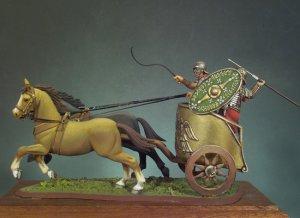 Carro de Guerra romano 125 DC  (Vista 2)