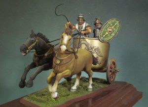Carro de Guerra romano 125 DC  (Vista 3)