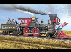 Locomotora Americana  (Vista 1)