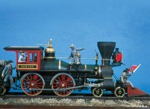 Locomotora Americana  (Vista 2)