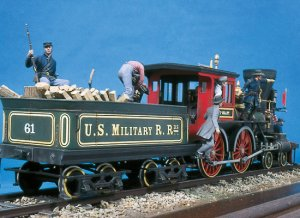 Locomotora Americana  (Vista 3)