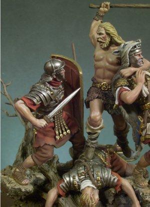 Llegan los Bárbaros 180 d.C  (Vista 2)