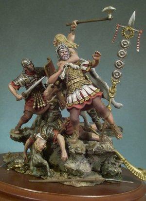 Llegan los Bárbaros 180 d.C  (Vista 3)