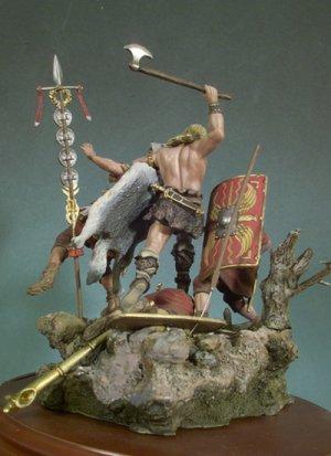 Llegan los Bárbaros 180 d.C  (Vista 4)