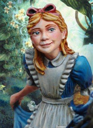 Alicia en el  Pais de las Maravillas  (Vista 5)
