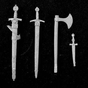 Armas medievales  (Vista 1)
