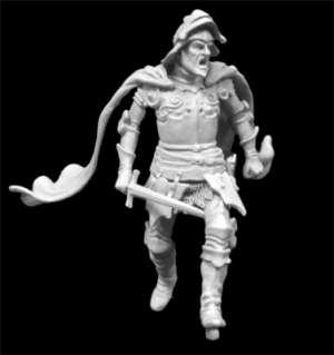 Capitán medieval (1460 d.C.)  (Vista 1)