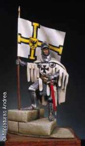 Caballero Teutónico 1360  (Vista 1)