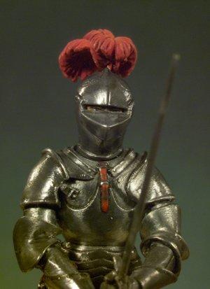 Caballero Italiano  (Vista 4)