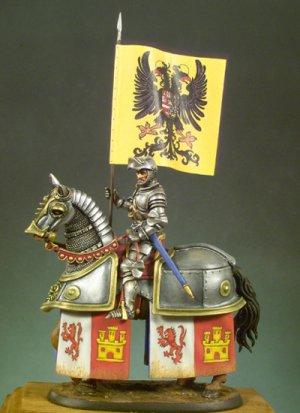 Caballero con armadura  (Vista 1)