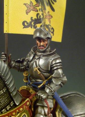 Caballero con armadura  (Vista 2)