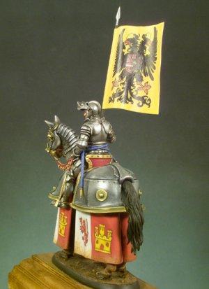 Caballero con armadura  (Vista 4)