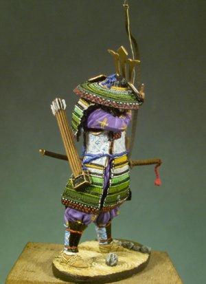 Arquero Samurai 1300  (Vista 3)