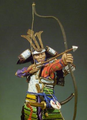 Arquero Samurai 1300  (Vista 4)