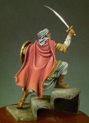 Caballero Arabe 1250  (Vista 3)