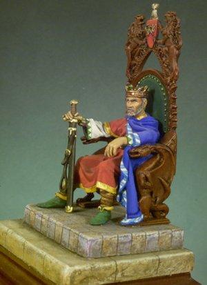 El Rey Arturo  (Vista 2)