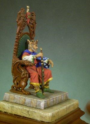 El Rey Arturo  (Vista 3)