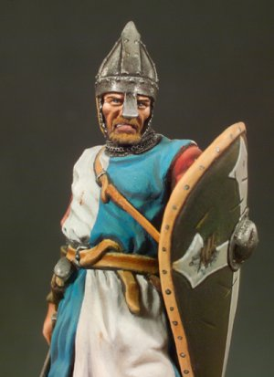 Caballero Normando , Hastings 1066  (Vista 4)