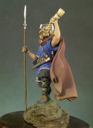 Guerrero Vikingo, aí±o 900  (Vista 2)