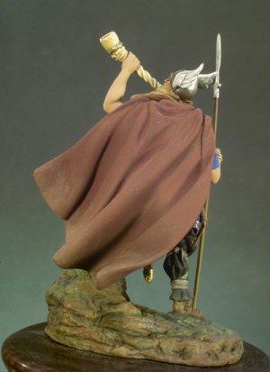 Guerrero Vikingo, aí±o 900  (Vista 3)