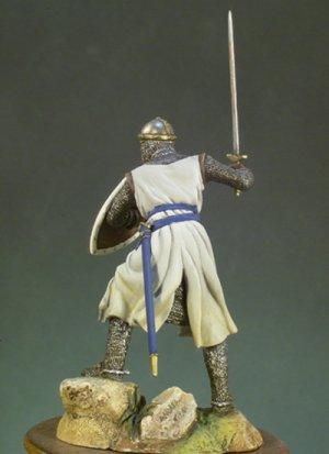 Caballero Templario aí±o 1200)  (Vista 3)