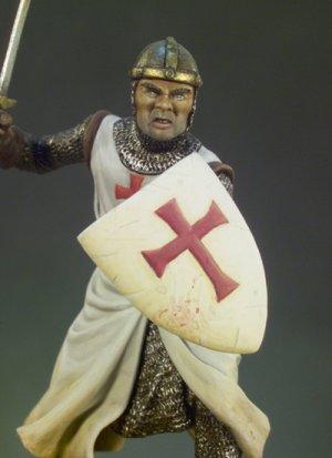 Caballero Templario aí±o 1200)  (Vista 4)