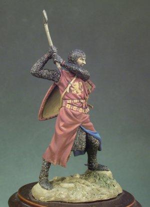 Caballero con hacha  (Vista 2)