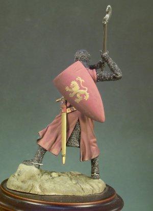 Caballero con hacha  (Vista 3)