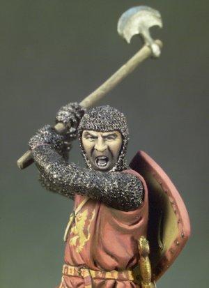 Caballero con hacha  (Vista 4)