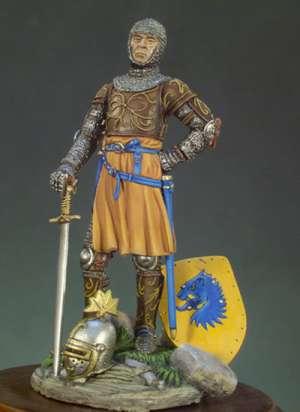Caballero Italiano año 1300 - Ref.: ANDR-SMF024