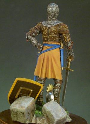 Caballero Italiano año 1300  (Vista 3)
