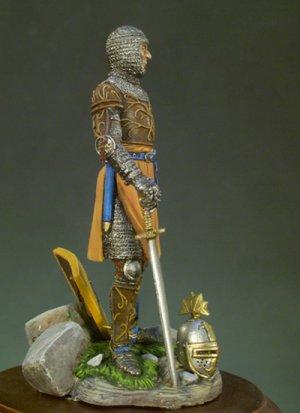 Caballero Italiano año 1300  (Vista 4)