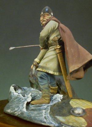 Guerrero Vikingo herido  (Vista 2)