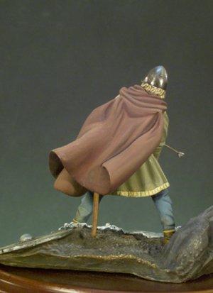 Guerrero Vikingo herido  (Vista 3)